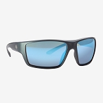 Magpul Terrain Eyewear Polarized Matte Gray / Rose Lens / Blue Mirror
